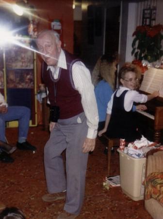 Grandpa Dancing