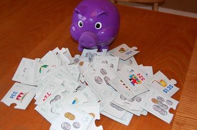 pig money puzzle