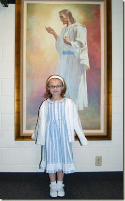 Lu's baptism